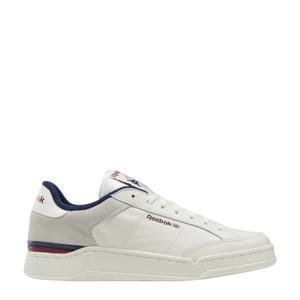 AD Court  sneakers beige/donkerrood/donkerblauw