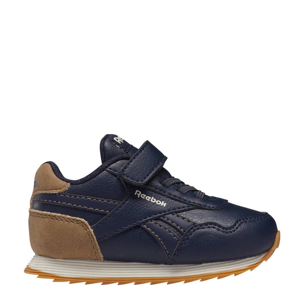 Reebok Classics Royal Classic Jogger 3.0 sneakers donkerblauw/bruin, Donkerblauw/bruin