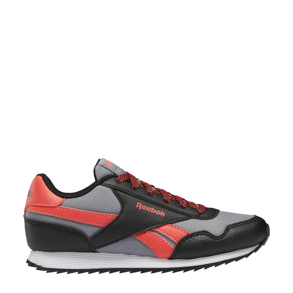 Reebok Classics Royal Classic Jogger 3.0 sneakers zwart/grijs/roze, Zwart/grijs/roze