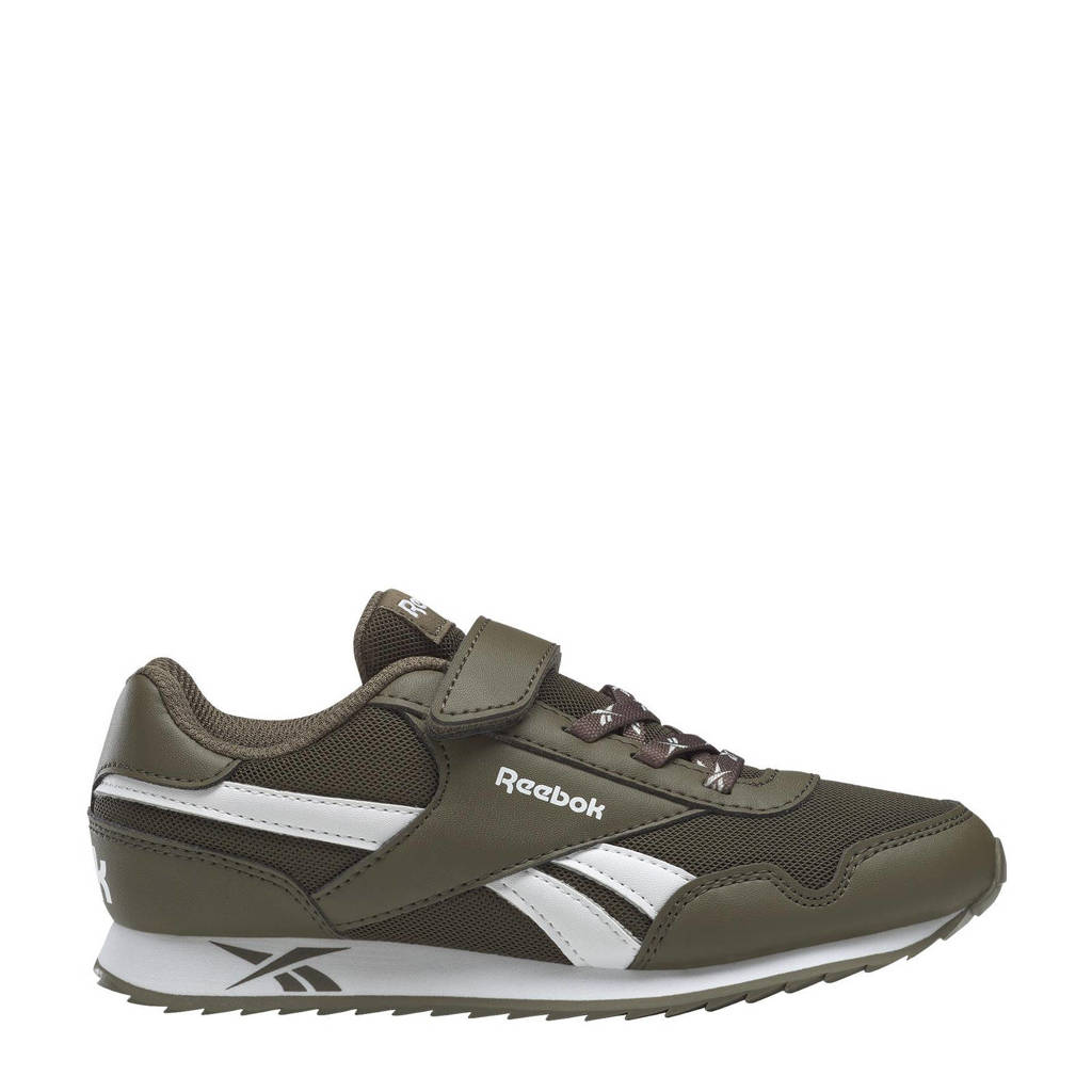 Reebok Classics Royal Classic Jogger 3.0 sneakers donkergroen/wit, Donkergroen/wit