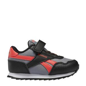 Royal Classic Jogger  sneakers zwart/grijs/roze