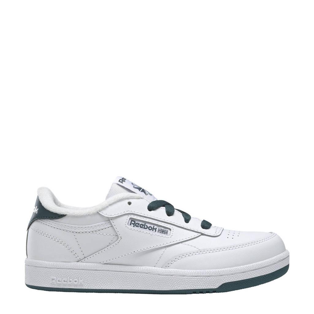 Reebok Classics Club C  sneakers wit/donkergroen, Wit/donkergroen