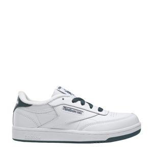 Club C  sneakers wit/donkergroen