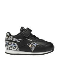 Reebok Classics Royal Classic Jogger 3.0 sneakers zwart/zilver, Zwart/zilver