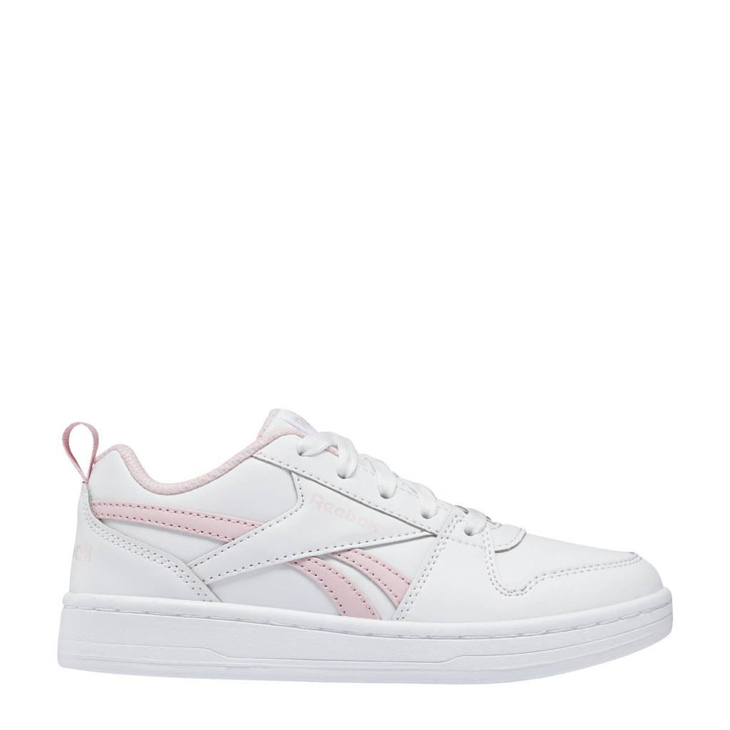 Reebok Classics Royal Prime 2 sneakers wit/roze, Wit/roze