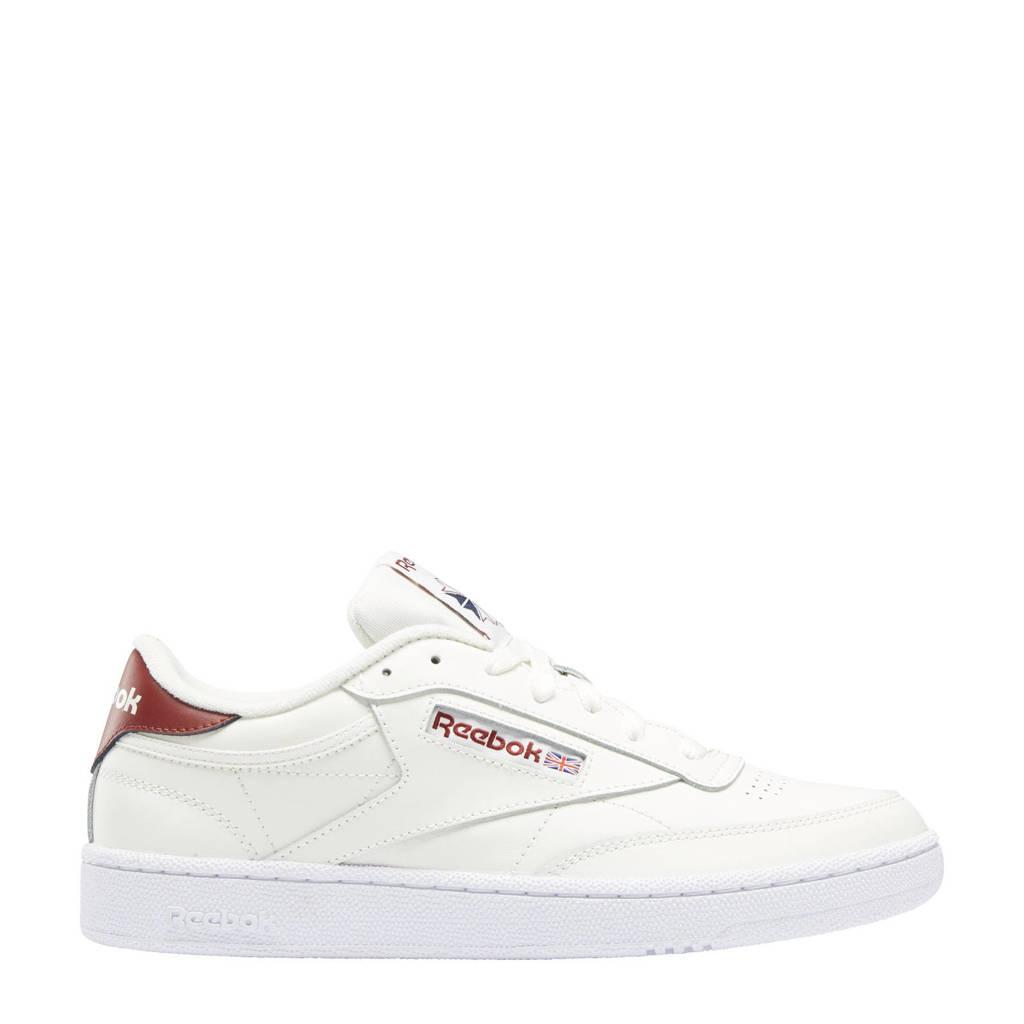 Reebok Classics Club C 85 sneakers beige/roodbruin