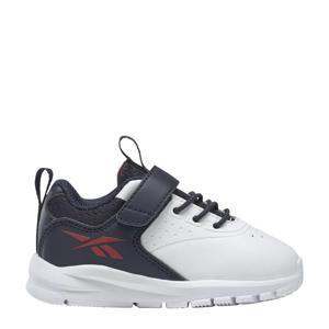 Rush Runner 4.0 TD hardloopschoenen wit/donkerblauw/rood kids