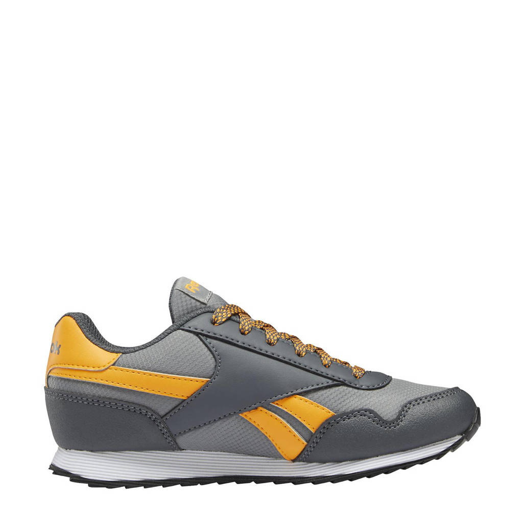 Reebok Classics Royal Classic Jogger 3.0 sneakers grijs/geel, Grijs/geel