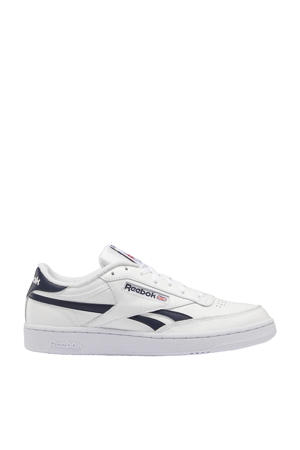 Club C Revenge sneakers wit/donkerblauw/wit