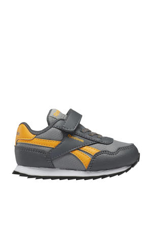 Royal Classic Jogger  sneakers grijs/geel