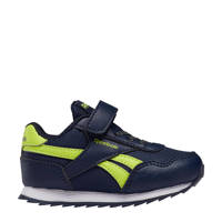 Reebok Classics Royal Classic Jogger 3 sneakers donkerblauw/geel, Donkerblauw/geel