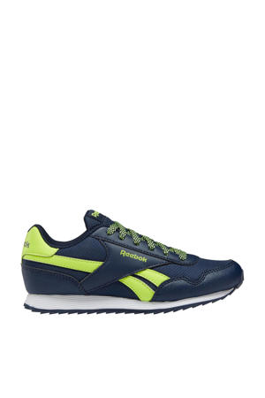 Royal Classic Jogger 3.0 sneakers donkerblauw/geel