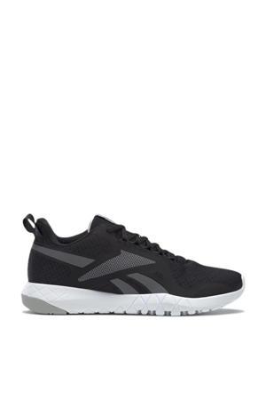 Flexagon Force 3,0 sportschoenen zwart/grijs