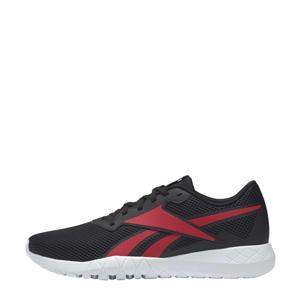 Flexagon Energy 3.0 sportschoenen zwart/rood/wit