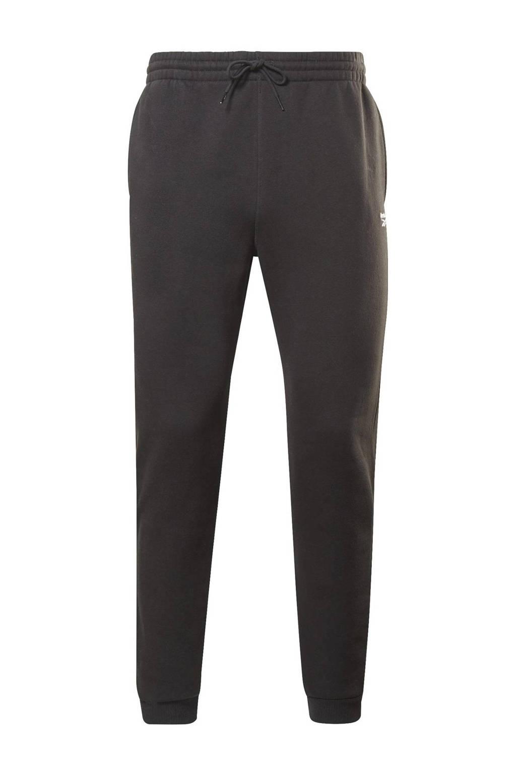 Reebok Classics fleece joggingbroek zwart, Zwart