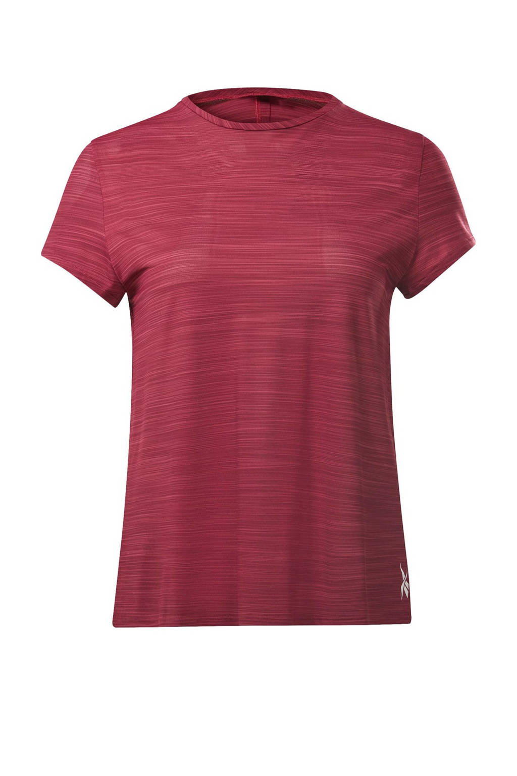 Reebok Training sport T-shirt rood, Rood