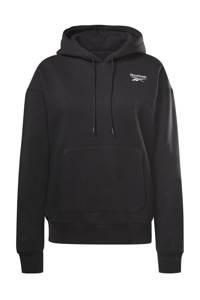Reebok Classics fleece hoodie zwart, Zwart
