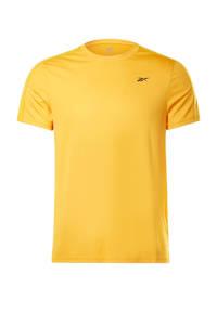 Reebok Training   sport T-shirt geel, Geel
