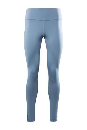sportlegging grijsblauw/grijs