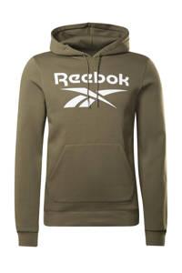 Reebok Classics hoodie donkergroen, Donkergroen