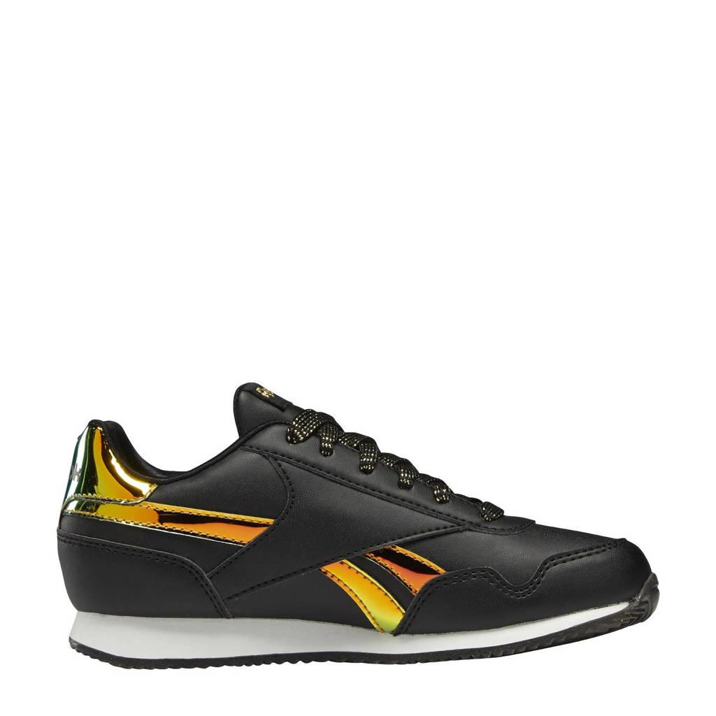 Reebok Classics Royal Classic Jogger 3.0 sneakers zwart/goud, Zwart/goud