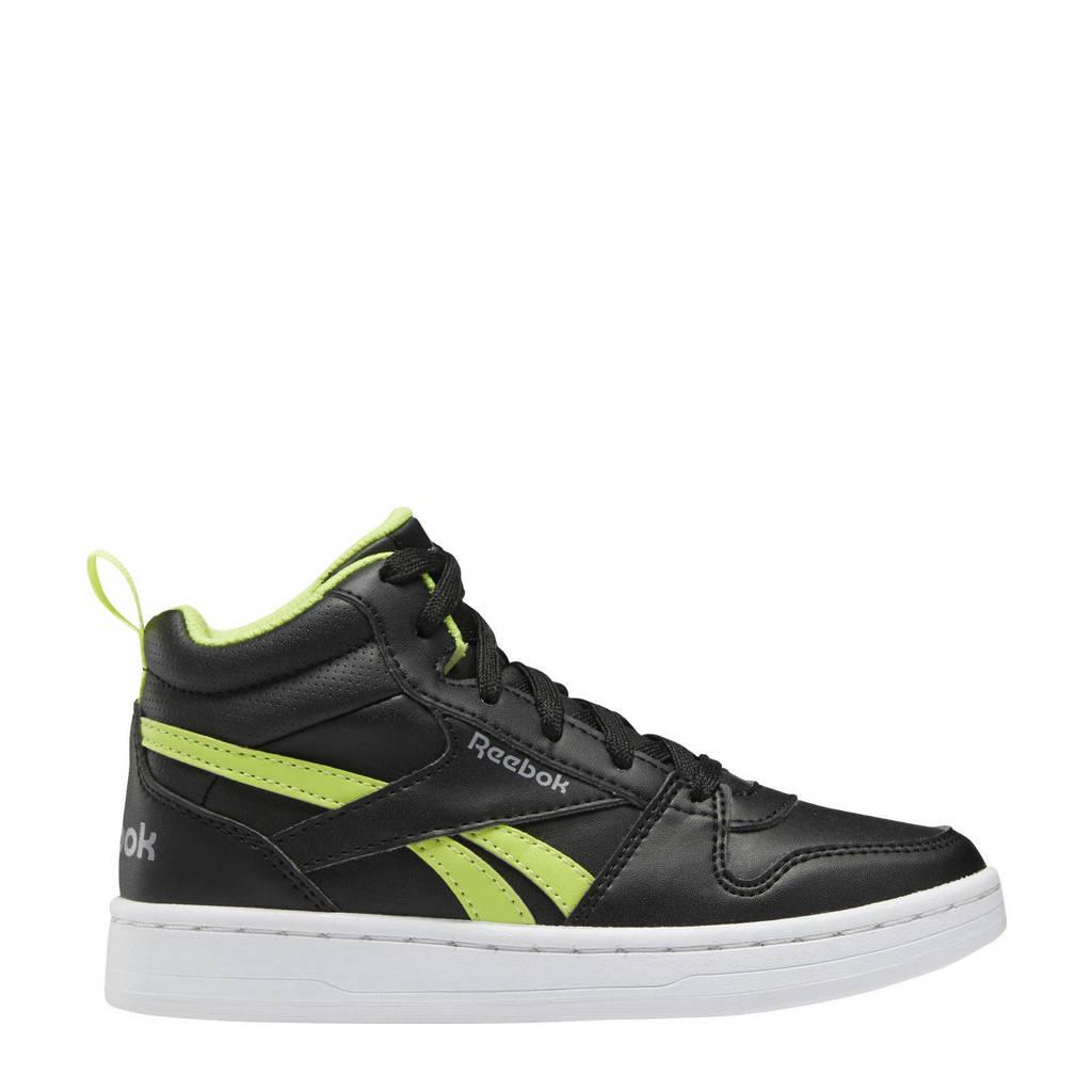 Reebok Classics Royal Prime 2.0 Mid sneakers zwart/geel, Zwart/geel