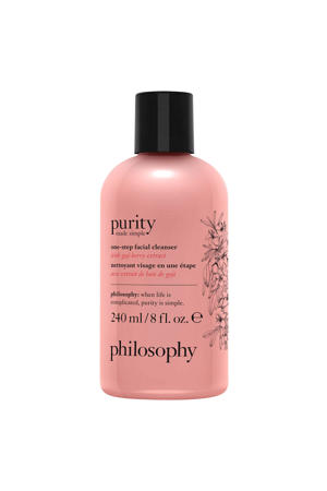 philosophy purity made simple limited edition 3-in-1 cleanser with gojiberry