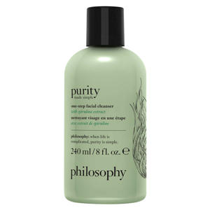 limited edition 3-in-1 cleanser with spirulina
