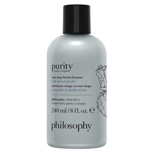 limited edition 3-in-1 cleanser with charcoal