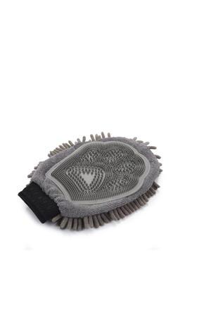 grooming handschoen Dirty Dog grijs