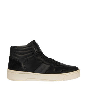T2200 MID TNL M  halfhoge sneakers zwart