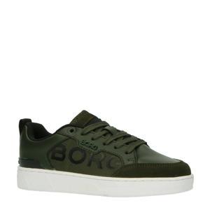 T1060 LGO T  sneakers olijfgroen