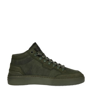 T1900 MID TNL M  halfhoge sneakers olijfgroen