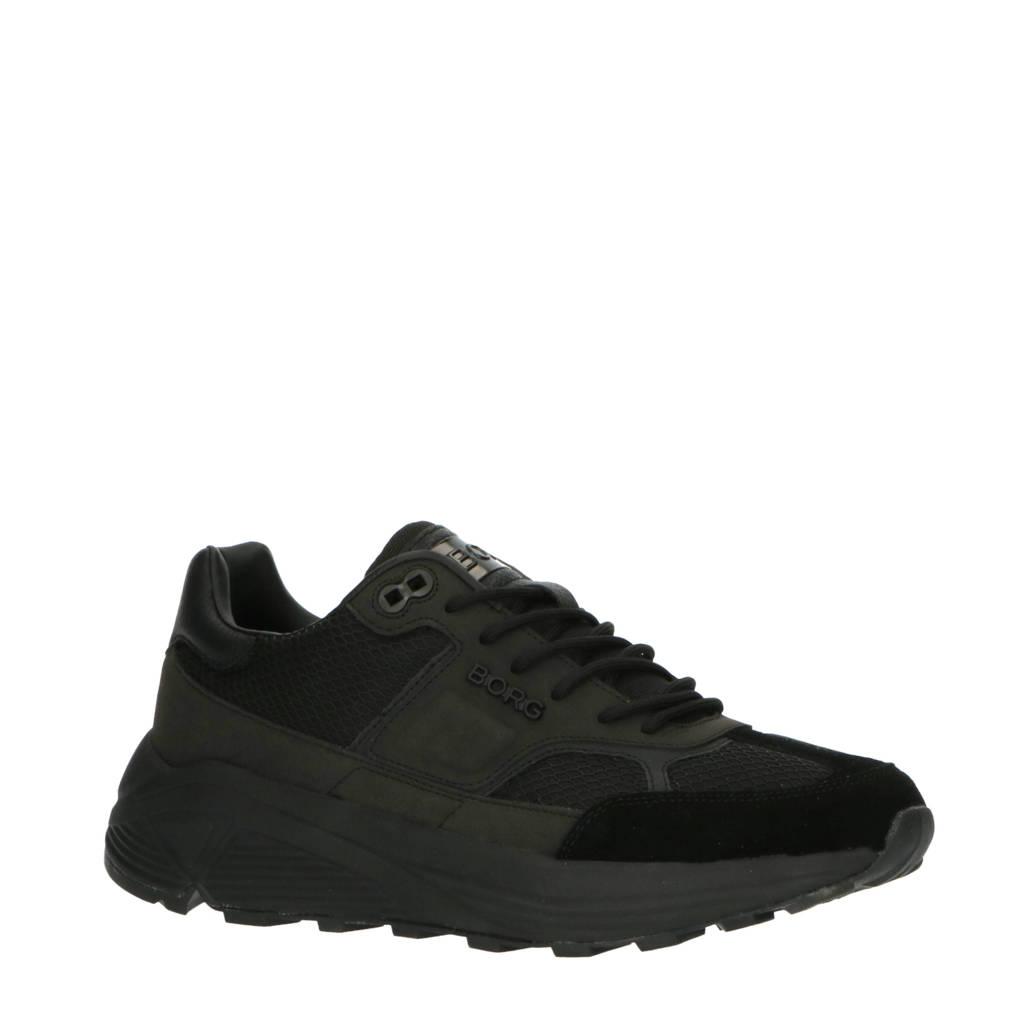 Björn Borg R1300 TTP KPU M  sneakers zwart, Zwart