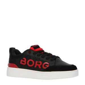 T1060 LGO T  sneakers zwart/rood
