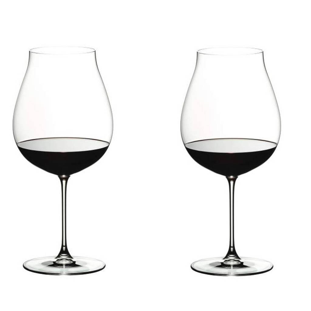 Riedel Pinot Noir wijnglazen (set van 2), Transparant