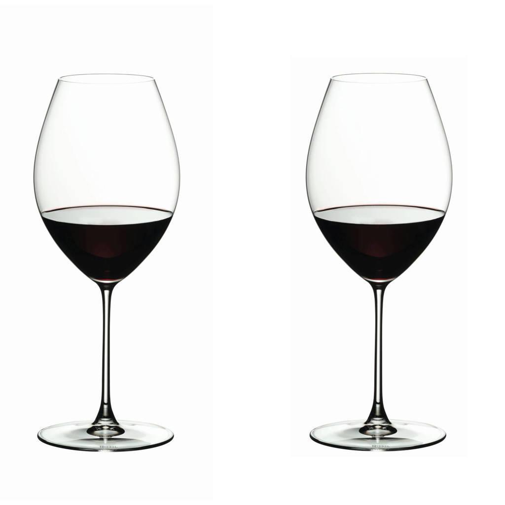 Riedel wijnglazen (set van 2), Transparant