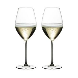 champagneglazen (set van 2)