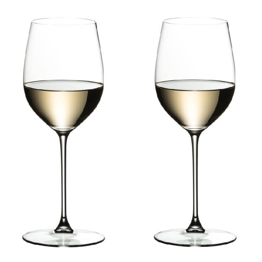 Riedel wijnglas (set van 2), Transparant