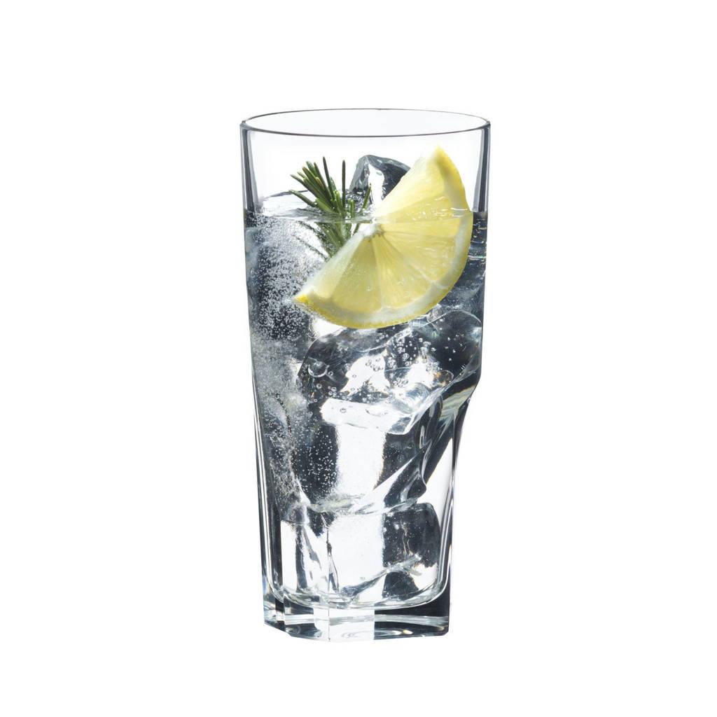Riedel longdrinkglas (2 stuks), Transparant