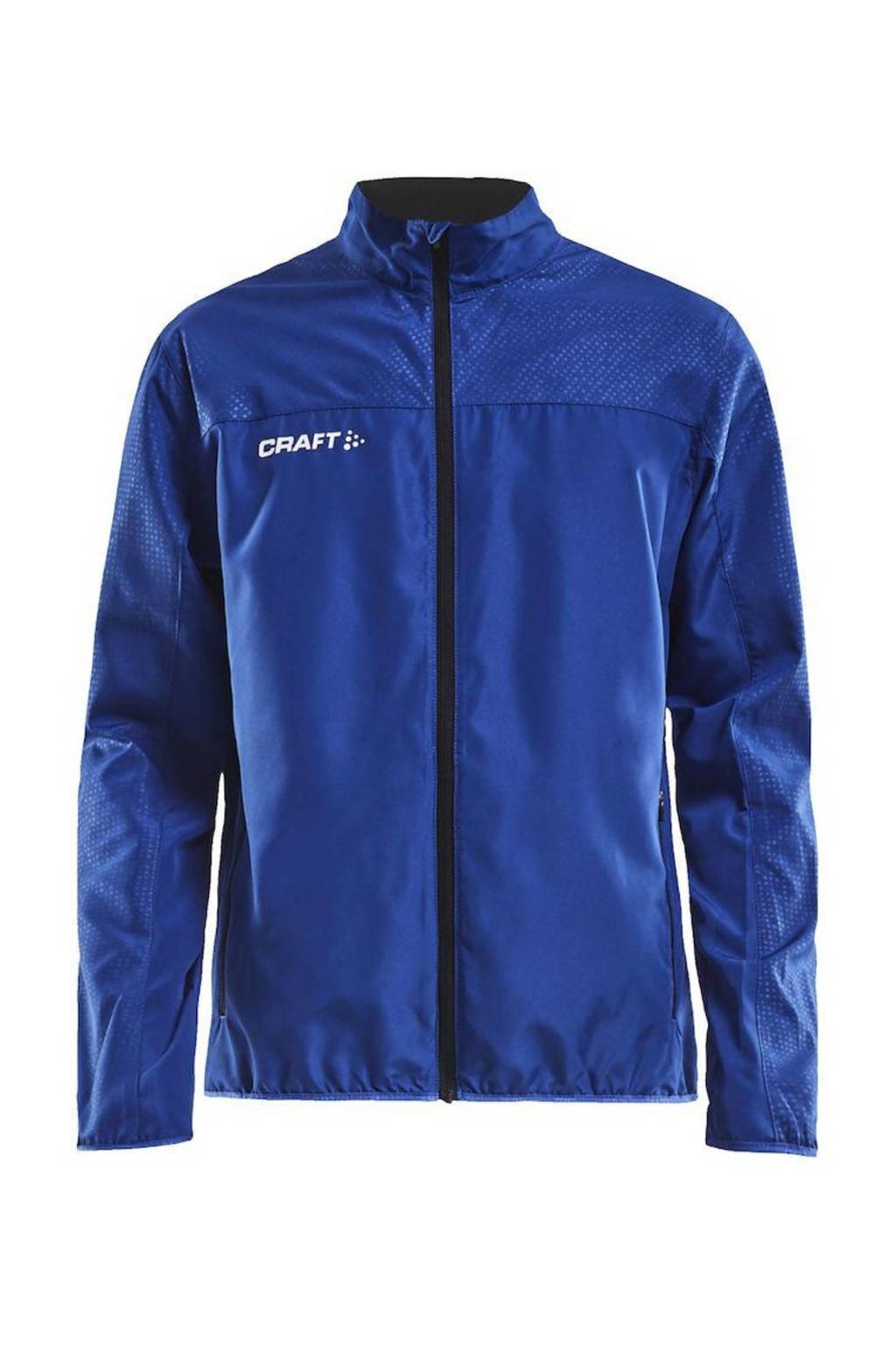 Craft   sportjack Rush Wind kobaltblauw, Kobaltblauw