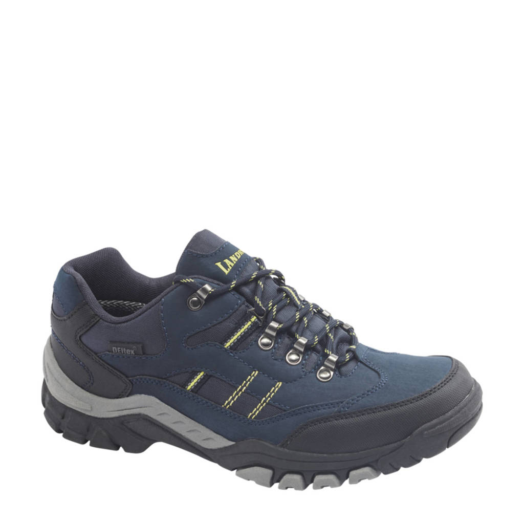 Landrover   wandelschoenen blauw, Blauw