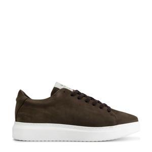 Julian  nubuck sneakers grijs
