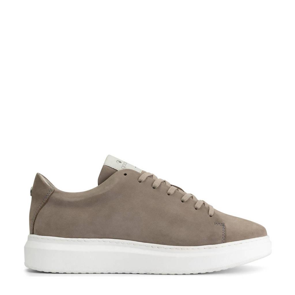 Goosecraft Julian  nubuck sneakers beige, Beige/Grey Parrot