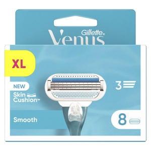 Venus Smooth navulmesjes - 8 stuks