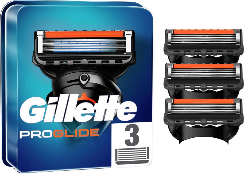 Gillette Gillette ProGlide Power Scheermesjes - 3 Navulmesjes