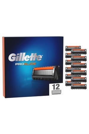 Gillette ProGlide Scheermesjes - 12 Navulmesjes