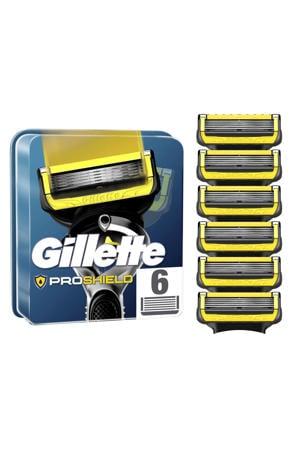 Gillette ProShield Scheermesjes - 6 Navulmesjes