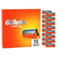 Gillette Gillette Fusion5 Scheermesjes - 16 Navulmesjes