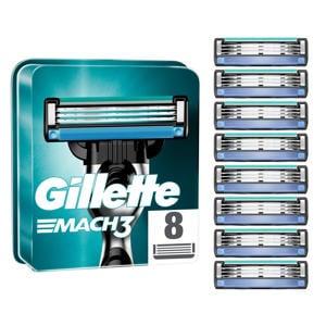 Gillette Mach3 Scheermesjes -8 Navulmesjes